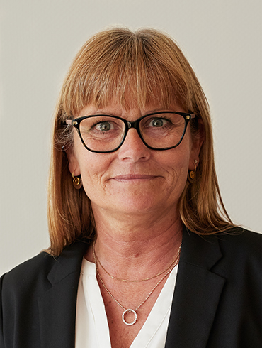 Bedemand Susanne Barslund