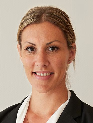 Bedemand Minna Christensen