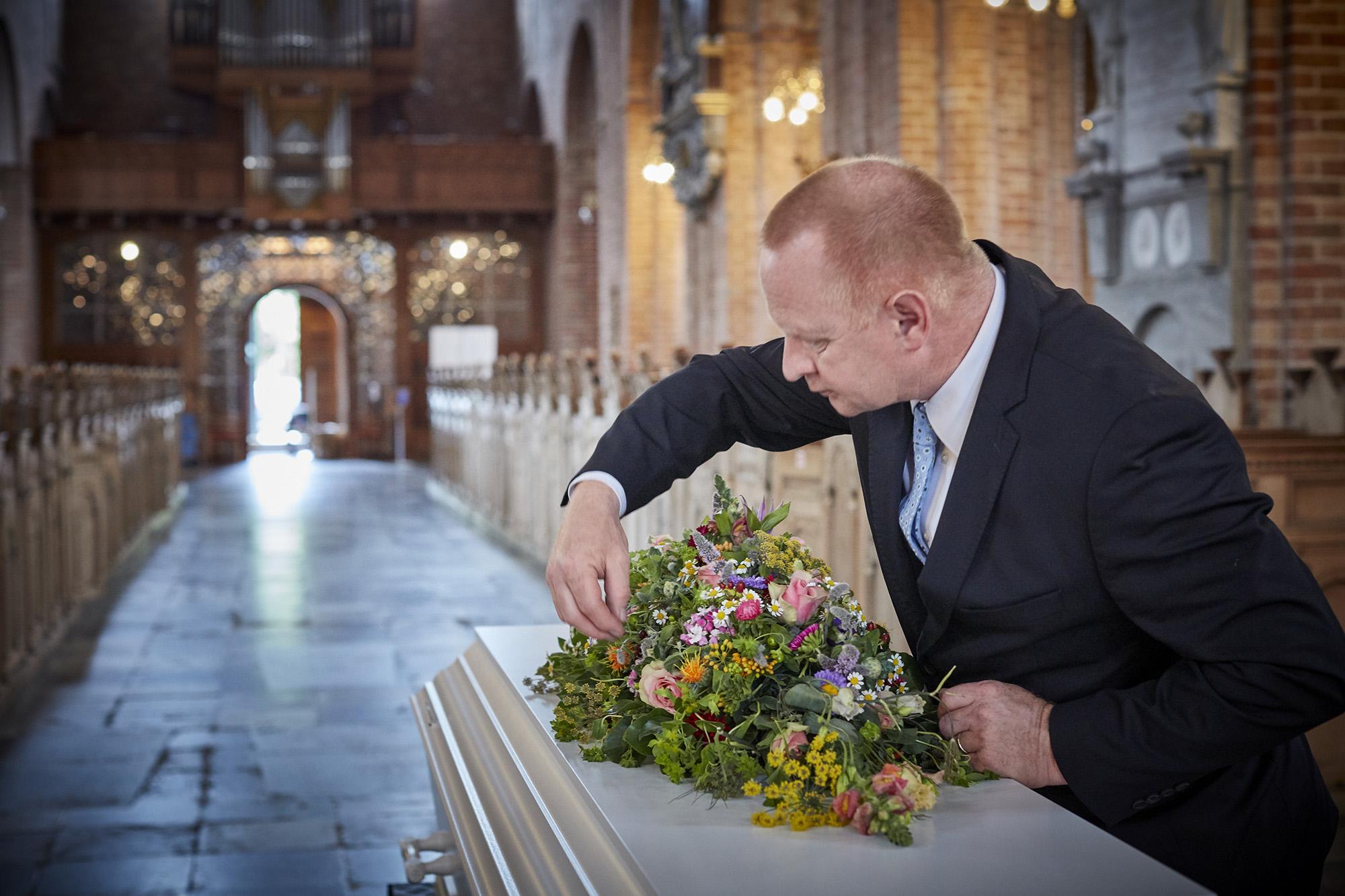 Bedemand Niels Pedersen