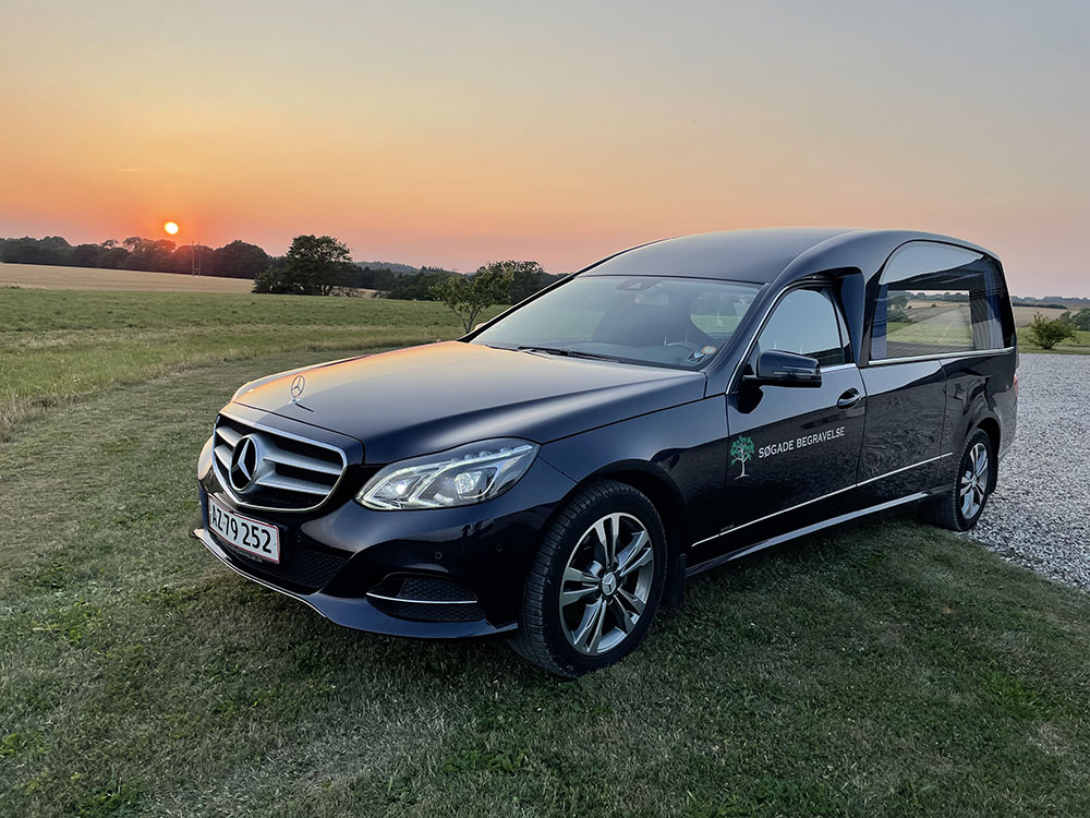 Mercedes rustvogn